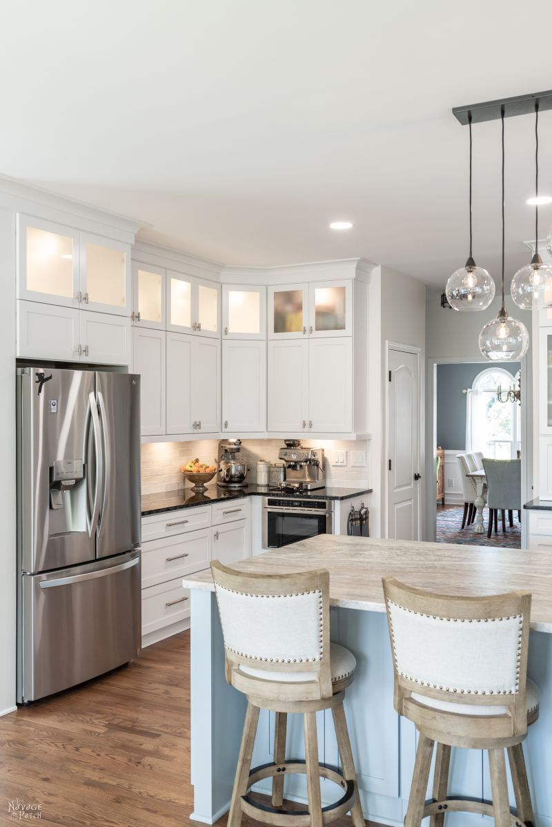 kitchen remodel reveal in 2020 kitchen remodel fancy kitchens home kitchens on kitchen remodel under 5000 id=61975