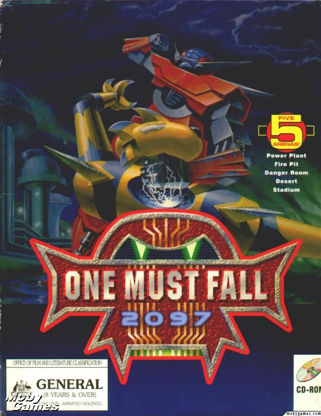 Throwback Thursday One Must Fall 2097 1994 Ausgamers Com