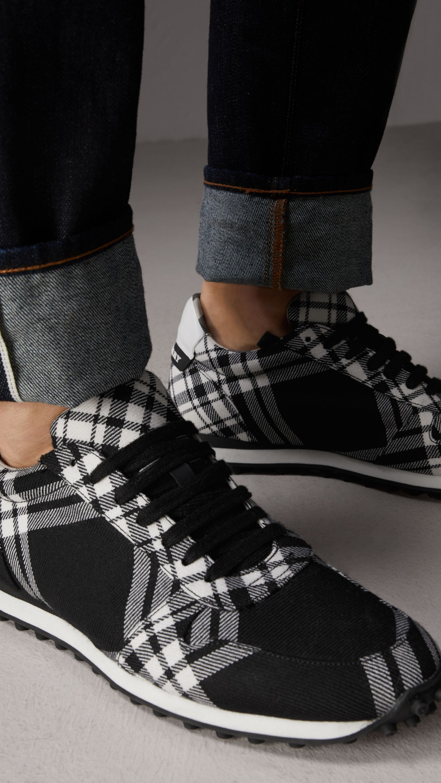 HombreBurberry Para En Zapatillas Men's 2019 Deportivas Shoes 3A54jLqR