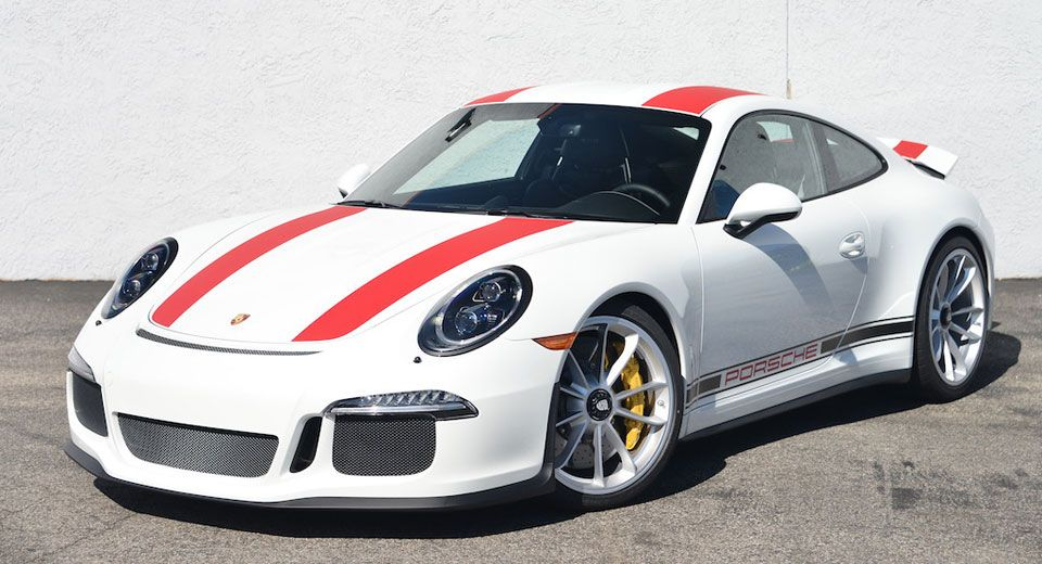 Seriously, Now, $700k For A Porsche 911 R Is... Reasonable?