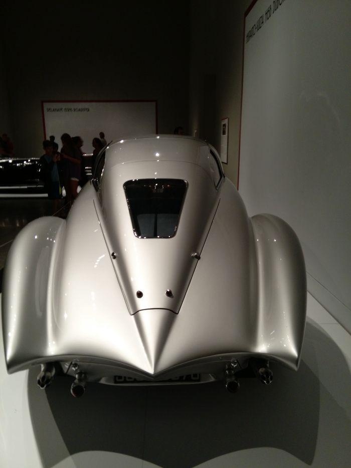 Modern Art Deco Cars