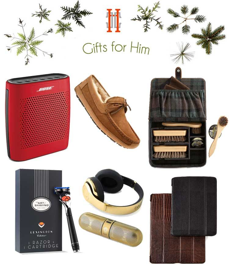 4747fb01e557 My Favorite Luxury Christmas Gifts for Him - Hadley Court blog post - from  blog founder