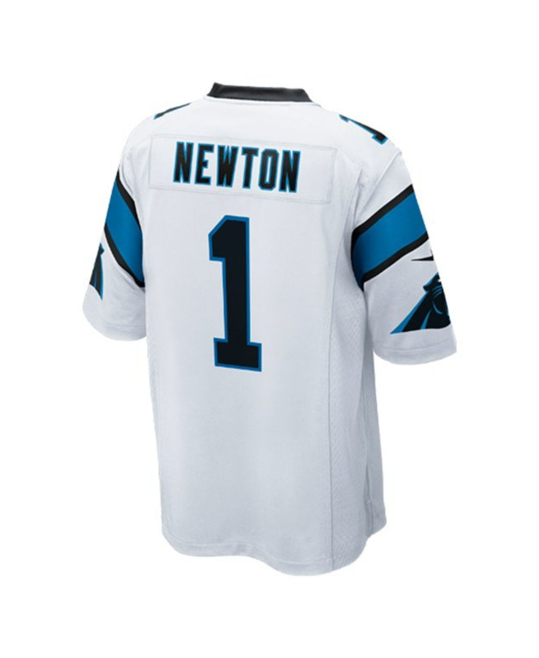 7e829c4cf Nike Men s Cam Newton Carolina Panthers Limited Jersey