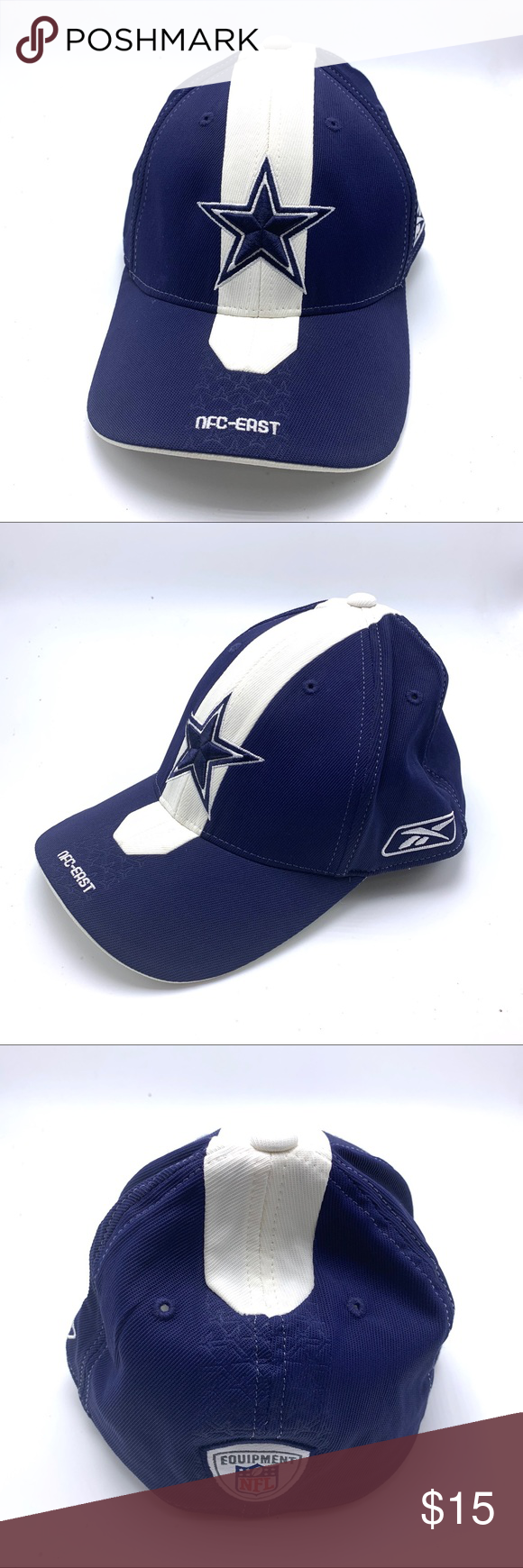 02ff4016c Dallas Cowboys Hat Reebok NFL Dallas Cowboys Hat Reebok NFL Accessories Hats