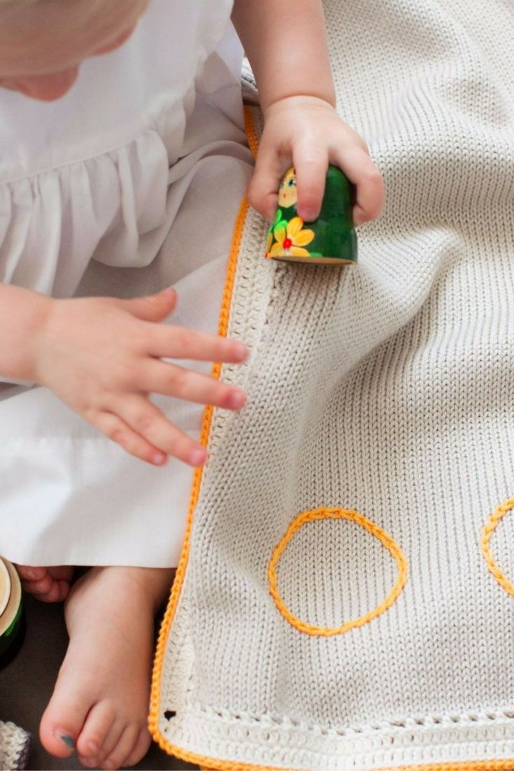 A Haiti Babi Blanket Is Perfect For Playtime Made With 100 Pima Cotton A Haiti Babi Blanket Is Machine Washable A Baby Blanket Blanket Cute Babies