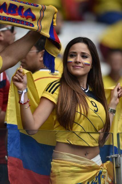 Las bellezas de la Copa Mundial - Univision Futbol | World