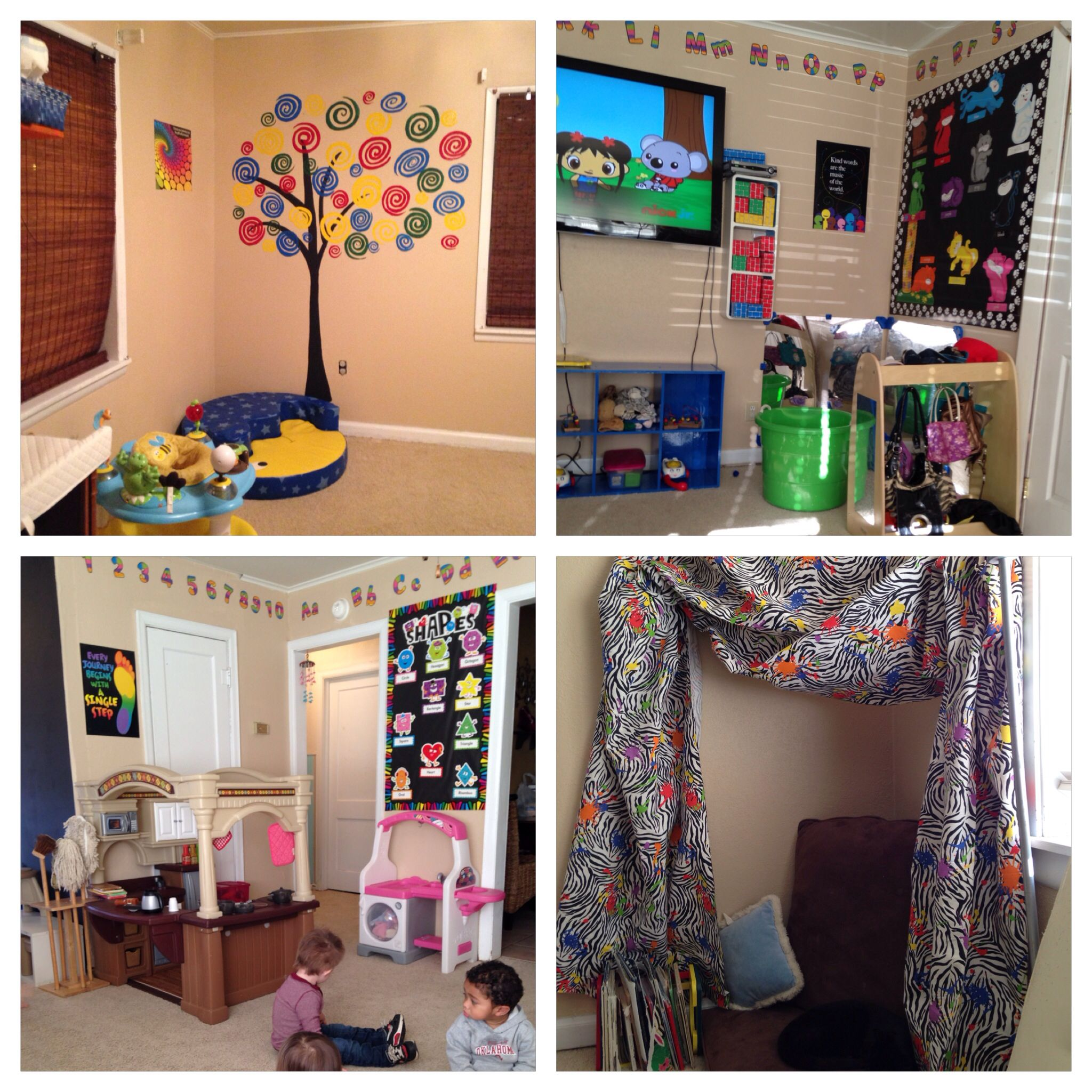 Home Daycare Design Ideas: Daycare Decor, Home Daycare, Daycare