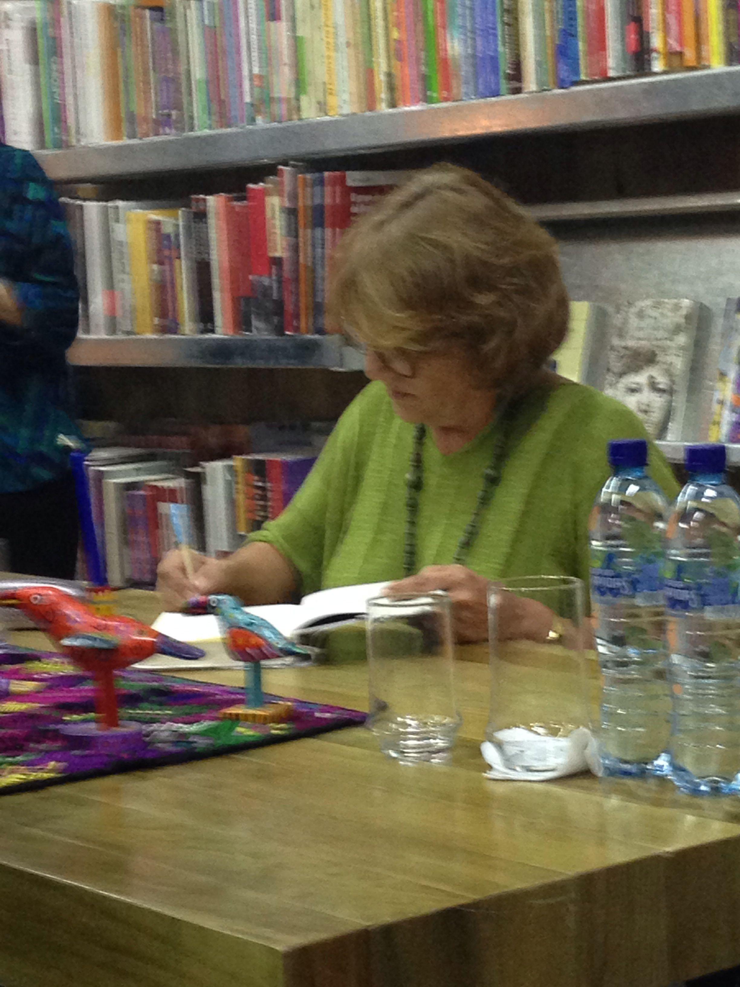 Marcela Serrano, gran escritora!!!