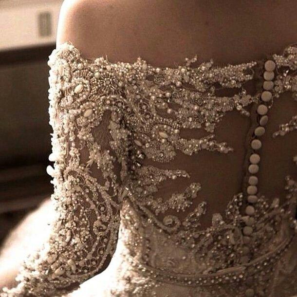 Wedding dress  Hermoso vestido de novia!