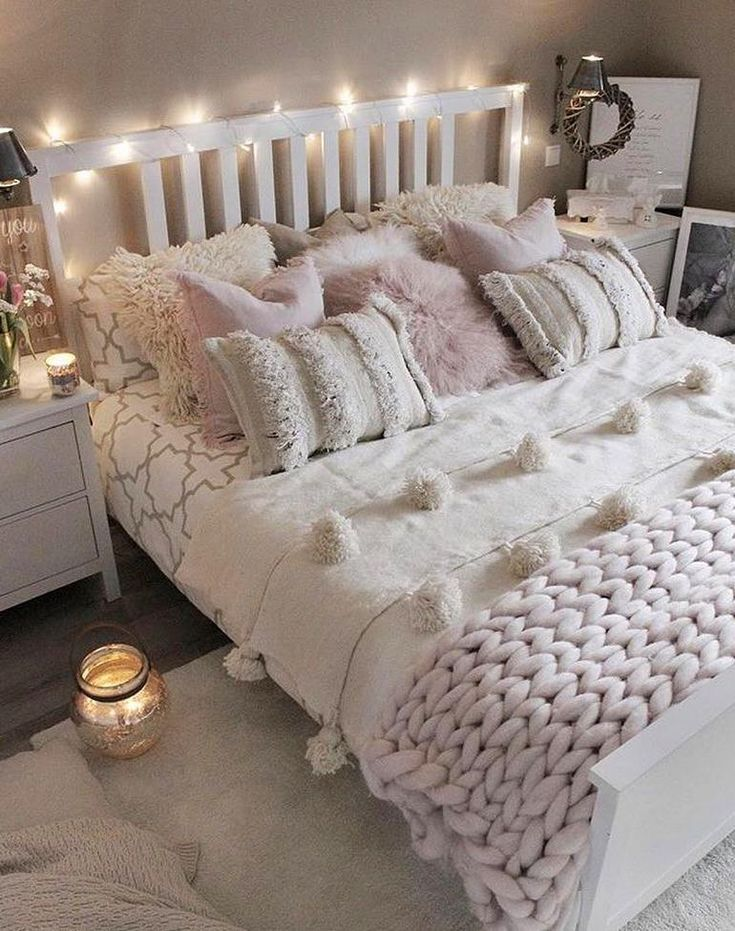 Pin by hana on Modern Decor | Small bedroom designs ...