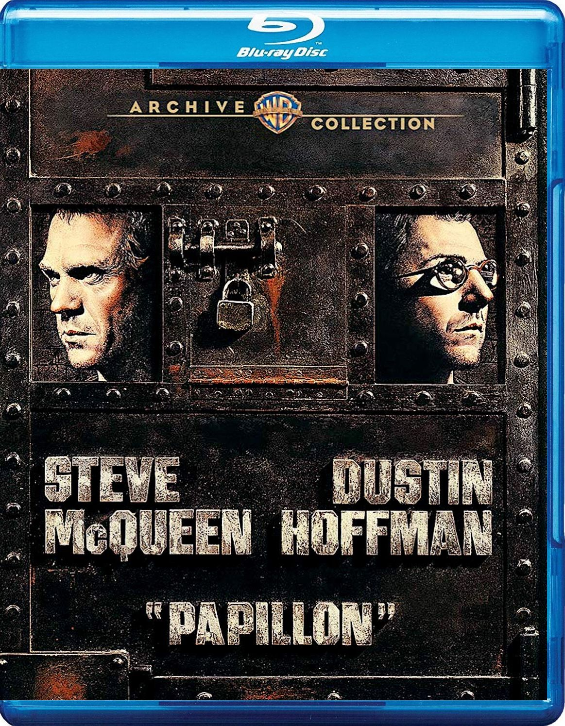 PAPILLON BLU-RAY (WARNER ARCHIVE COLLECTION) | WARNER