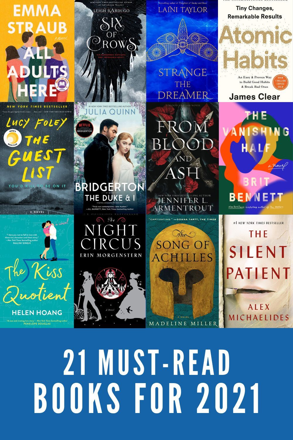 20 Books You Should Read in 2020   The Beauty of Traveling in 2020 ...