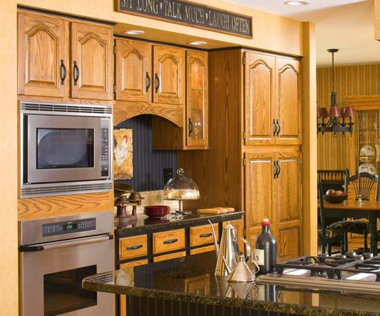 All About Kitchen Cabinetry | Kitchen cabinet styles ...