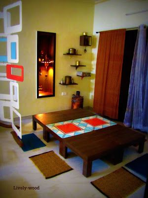 Dress Your Home  Indian Design Handloom  Beautiful Corners Of A Enchanting Indian Seating Designs Living Room Design Inspiration
