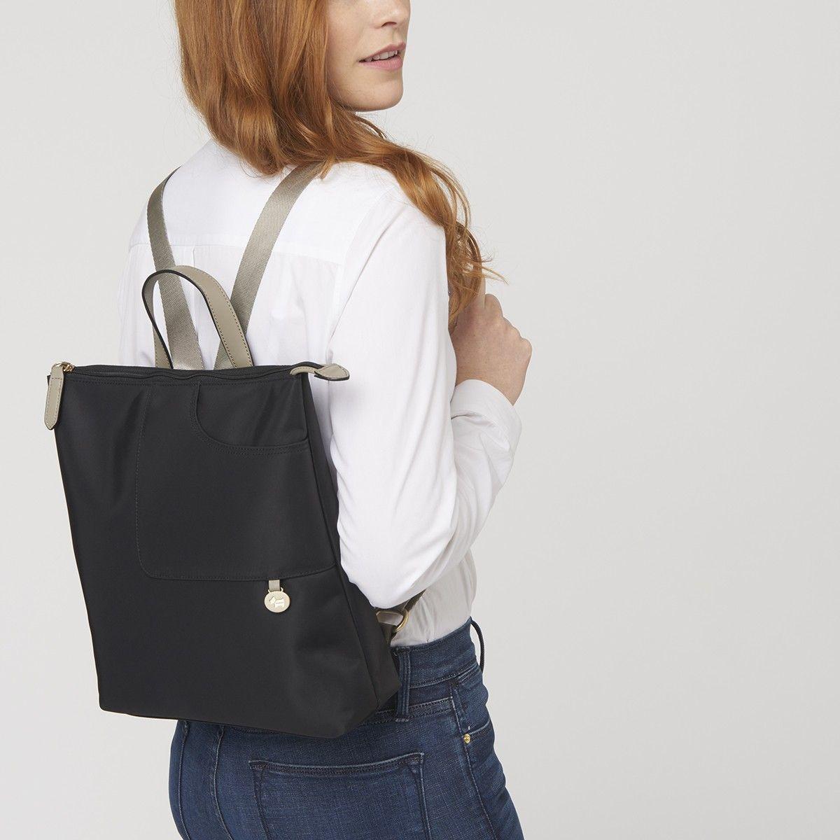 Pocket Essentials Large Zip-top Backpack   Buy Backpacks Online at Radley 7e96c9320df49