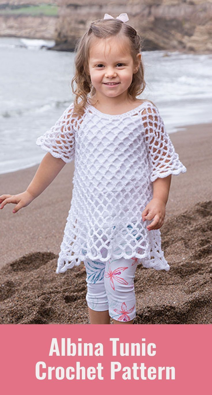 Dress Up Your Little Ones Wardrobe With This Precious Tunic