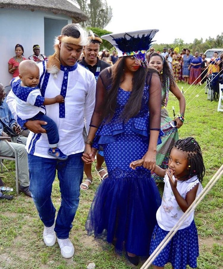 Tswana Tradition Tswana Setswana Seshweshwe Shweshwe Africa