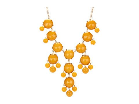 Gabriella Rocha Mavise Flower Drop Necklace