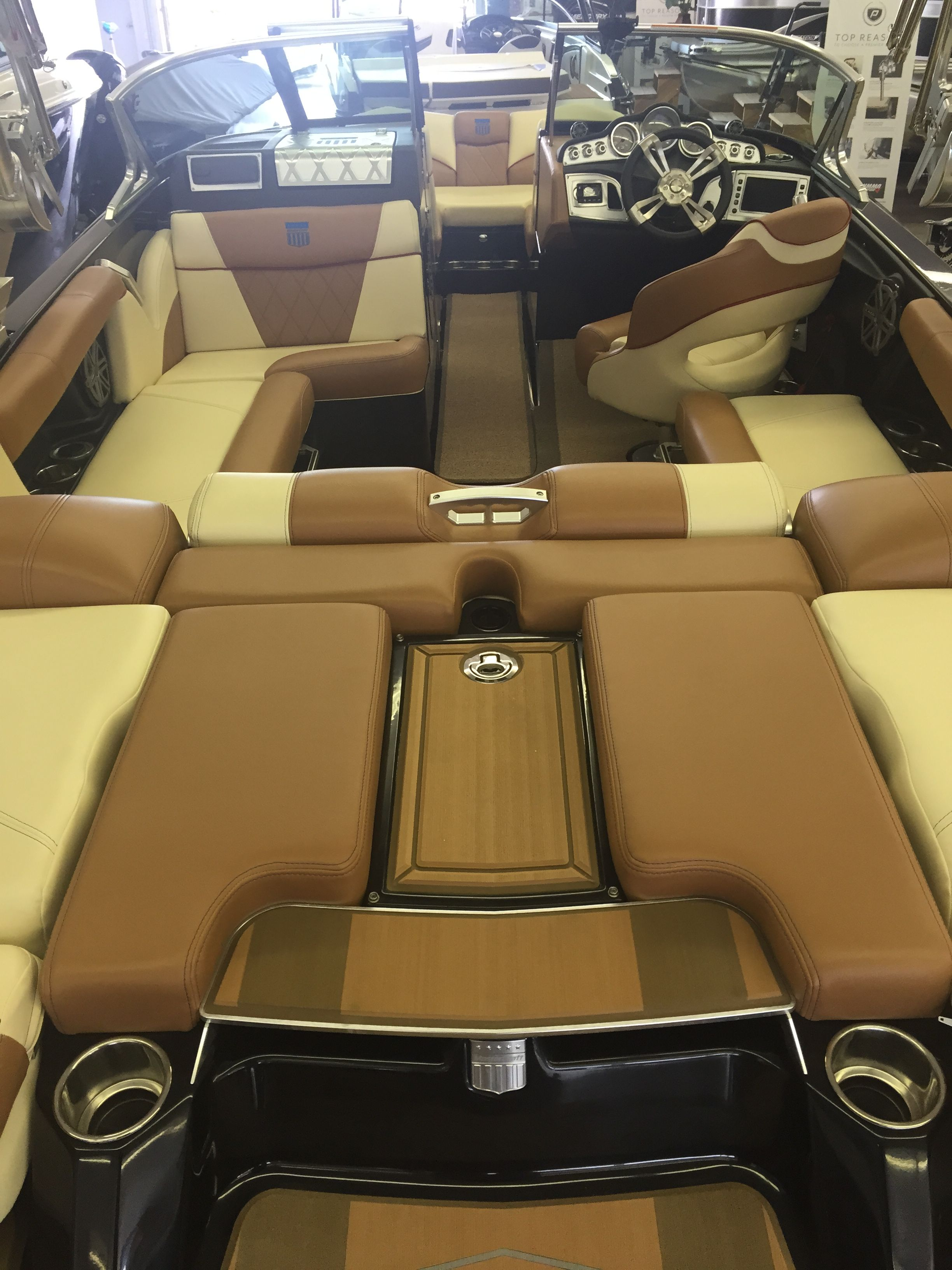 2015 mastercraft x 20 surf edition interior view mastercraft