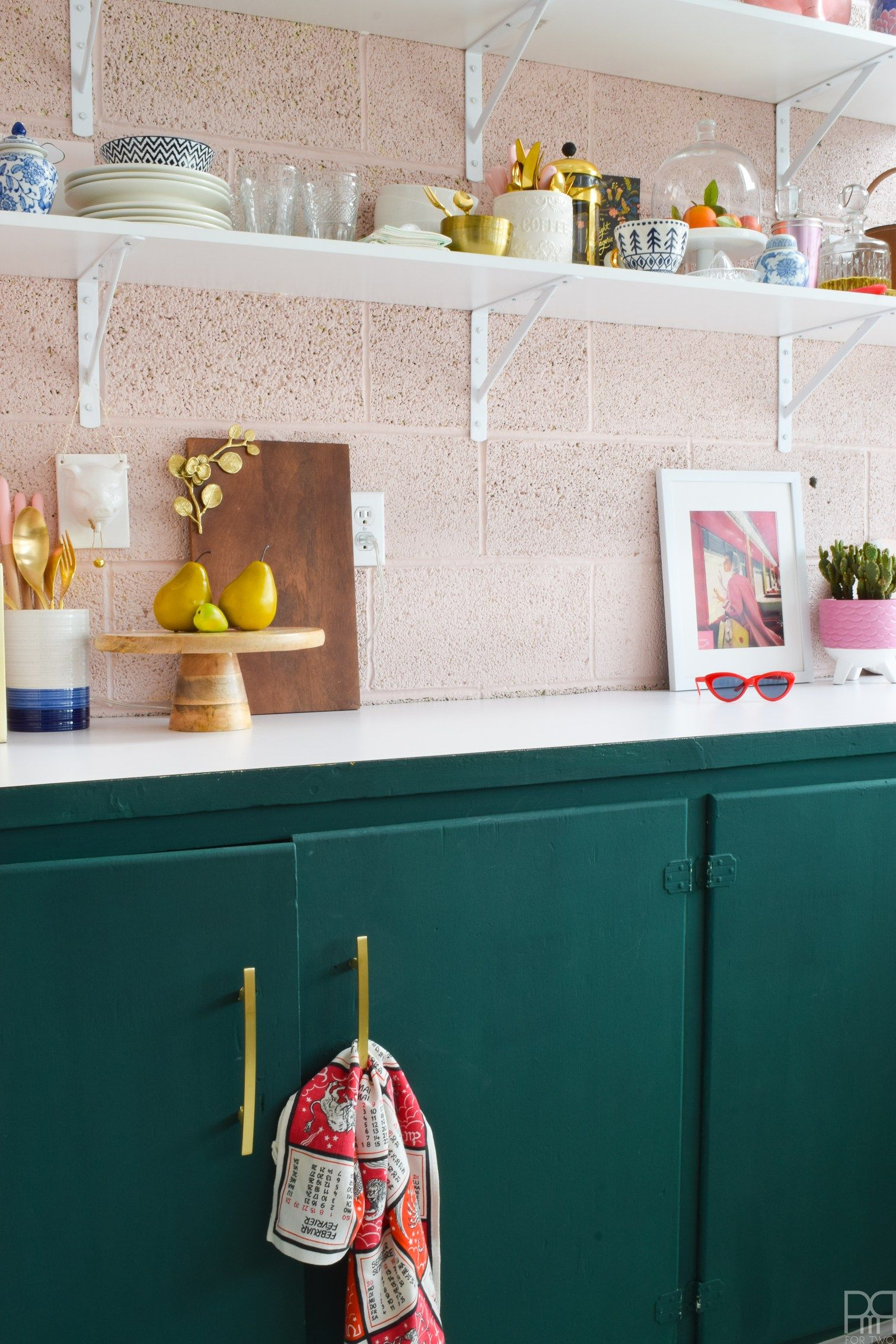 The studious eclectic u bold kitchen rental kitchen kitchen