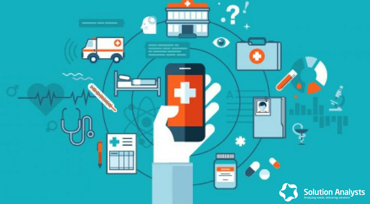 Technology Trends to Impact on Healthcare App Development