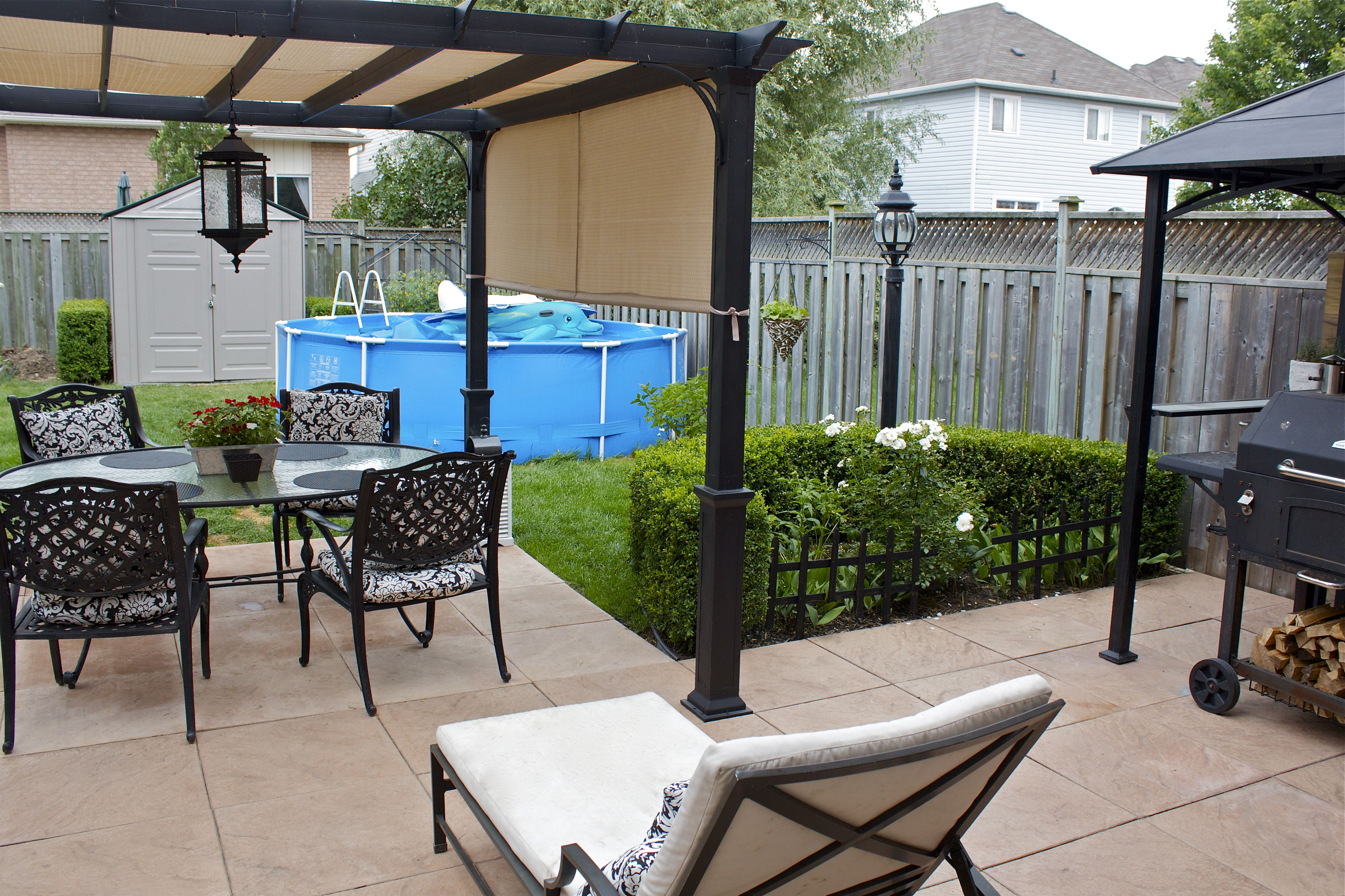 Our patio extension 2012 | Patio Ideas | Pinterest on Backyard Patio Extension id=41373