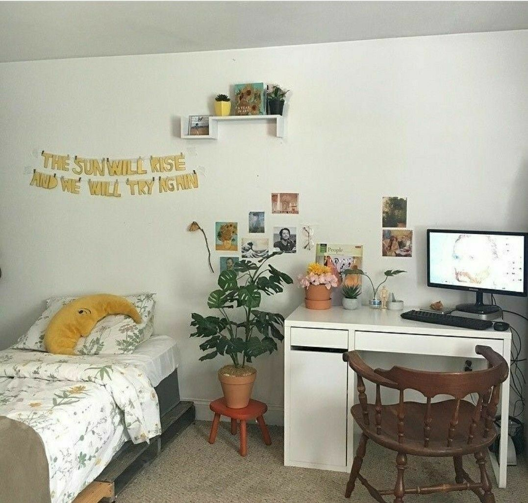 Different Dorm Room Aesthetics