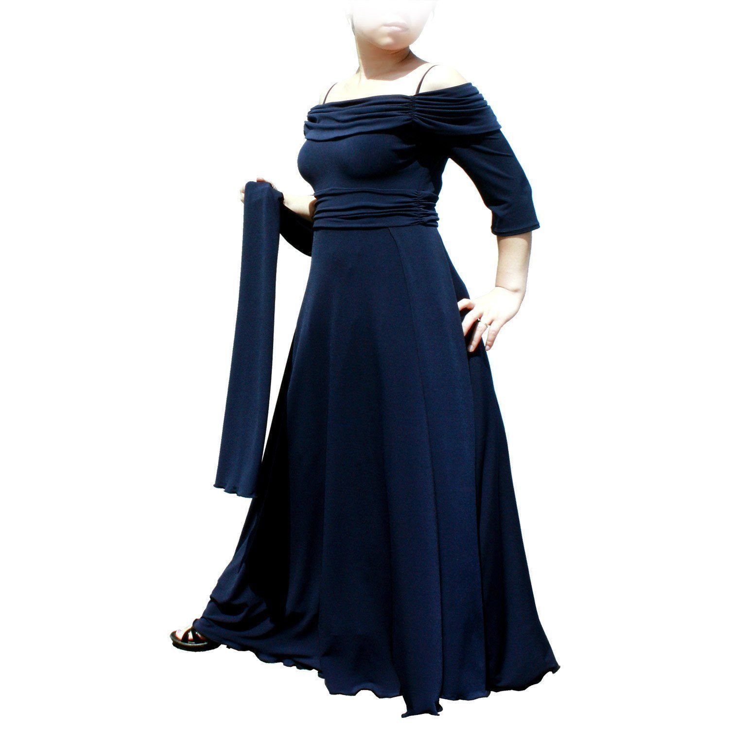 Nice Awesome Evanese Womens Plus Size Formal Long Evening Dress 34