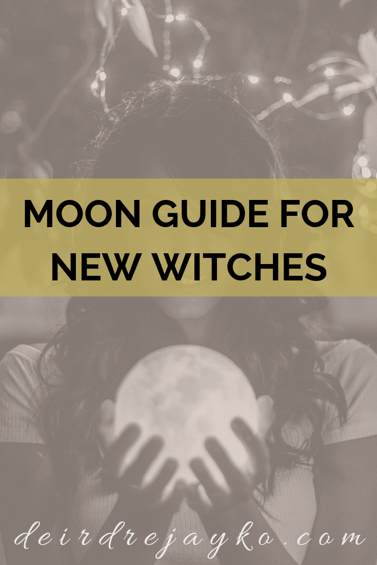 Moon Magick 101: A Beginner's Guide to Working With the Moon - Deirdre Jayko