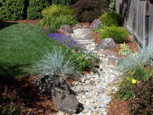 Dry Creek Bed Ideas On Pinterest Dry Creek Bed Dry