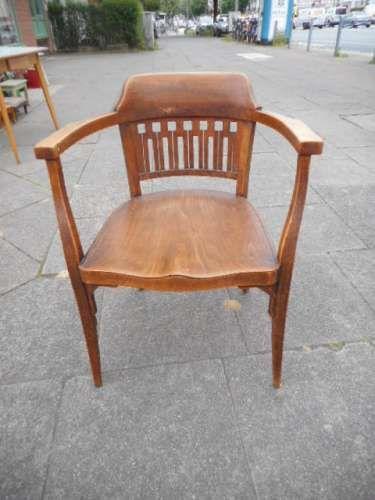 jjkohn sessel otto wagner 1906 originalzustand modell 714 - Planner Sessel
