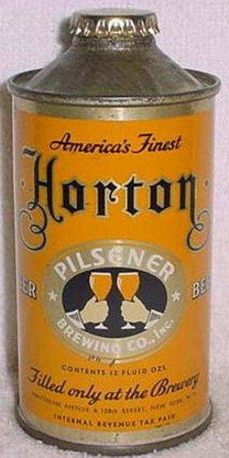 Horton Pilsener Beer  #craftbeer #beer