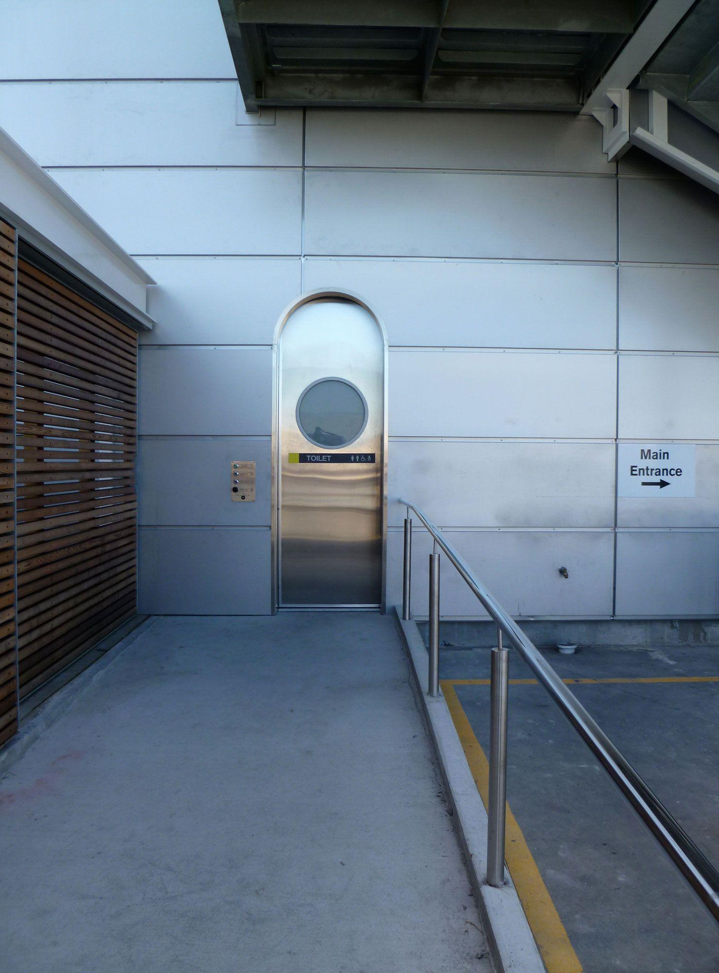 Autocav Wc Sliding Door Hardware Sliders Universal Design