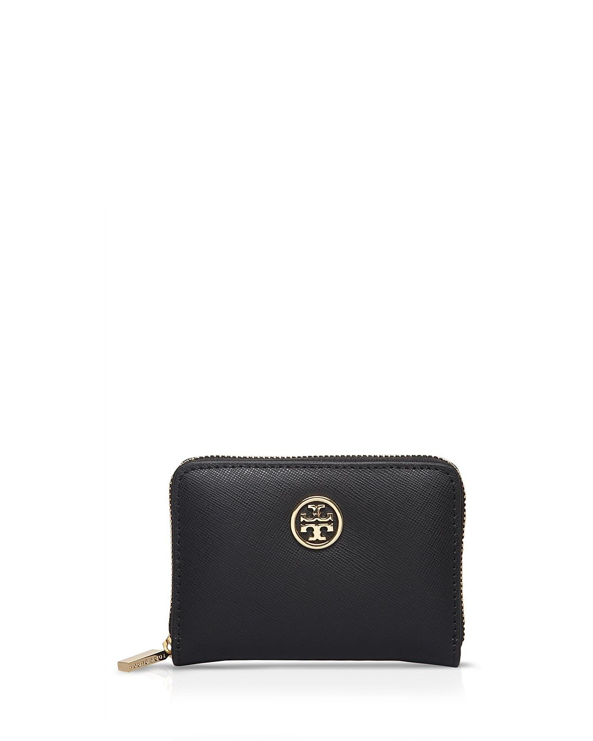Tory Burch Coin Case - Robinson Zip | Bloomingdale's