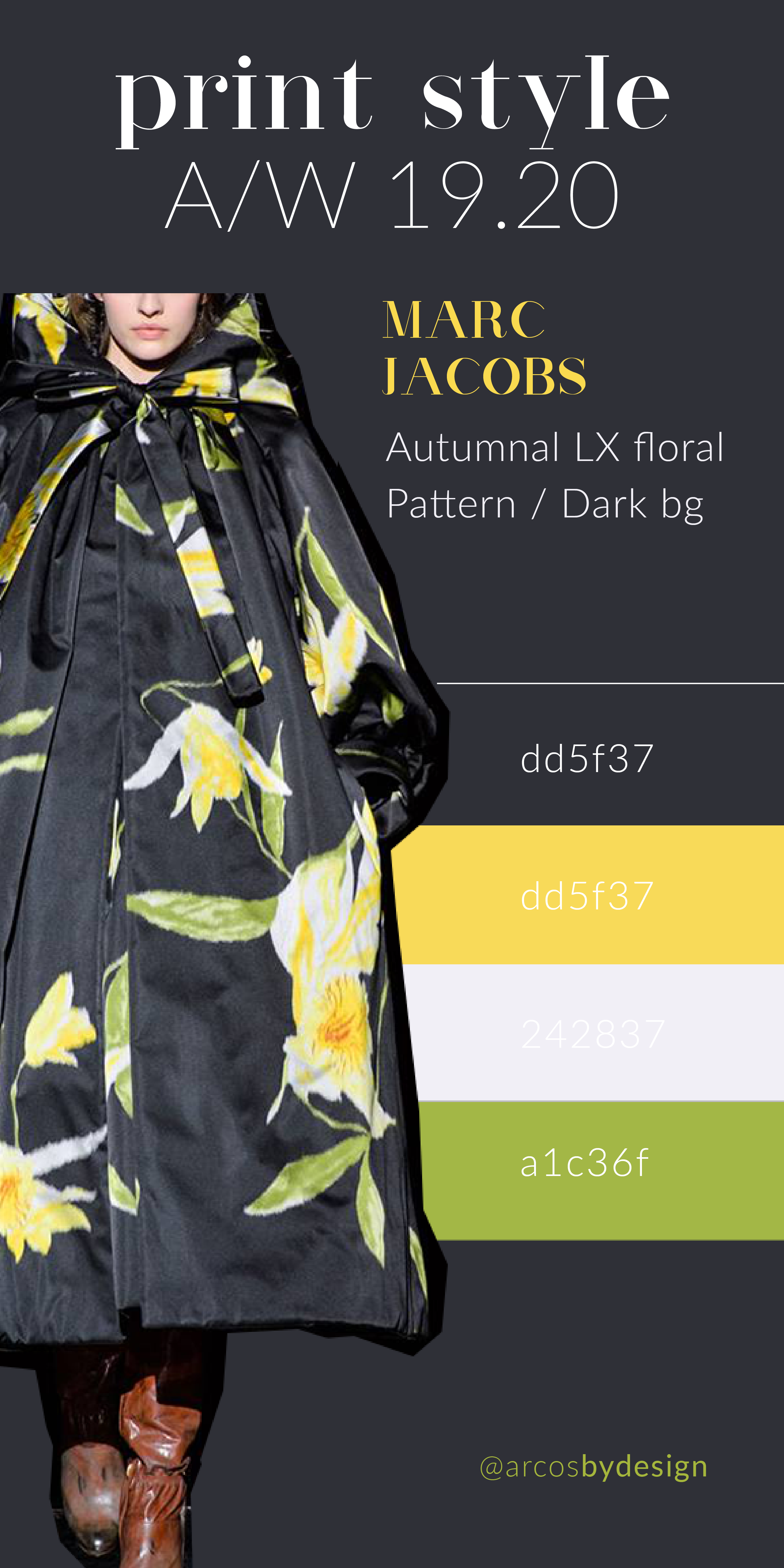 d2d336dd4538 This patterns seams almost like a painting. Very traditional #botanical  design, with,