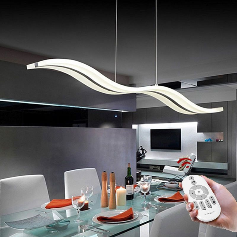 Modern Pendant Lamp Led Belt Lighting