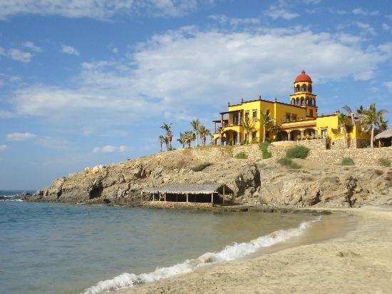 Hacienda Cerritos Los Beach Mexico