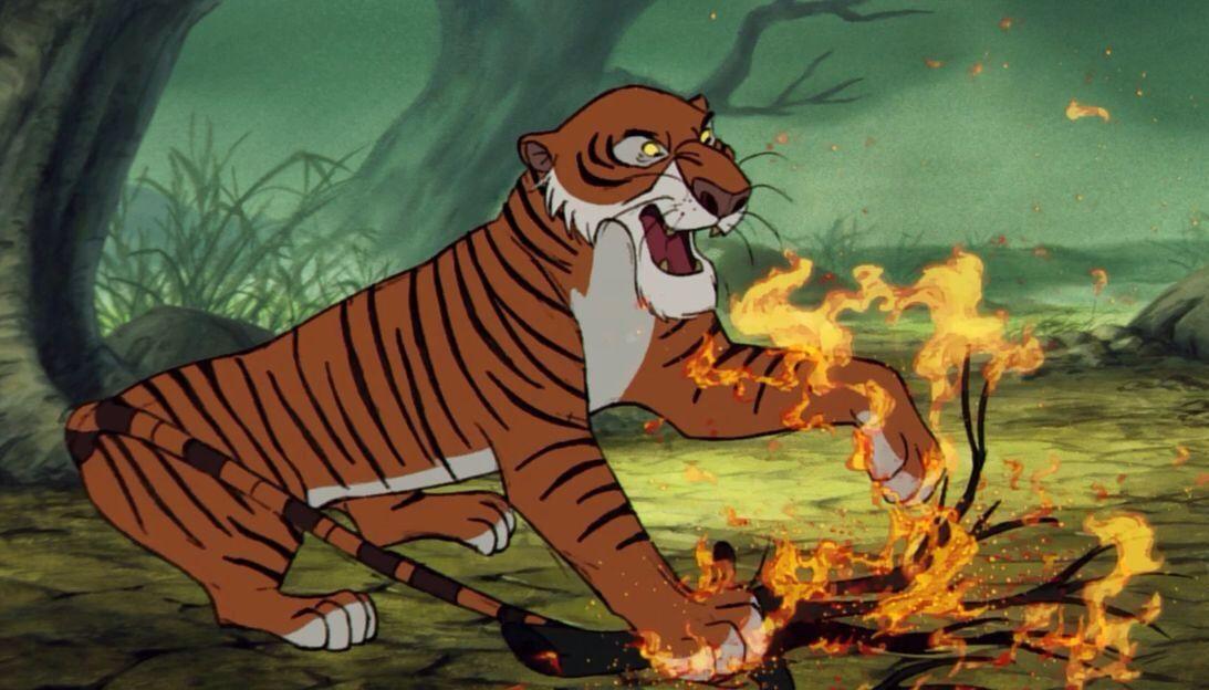 Картинка тигр шерхан