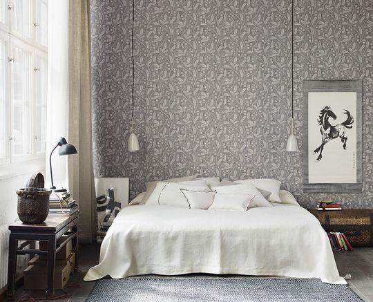 Papier peint chambre : des nouveautés pour décorer son nid douillet ...