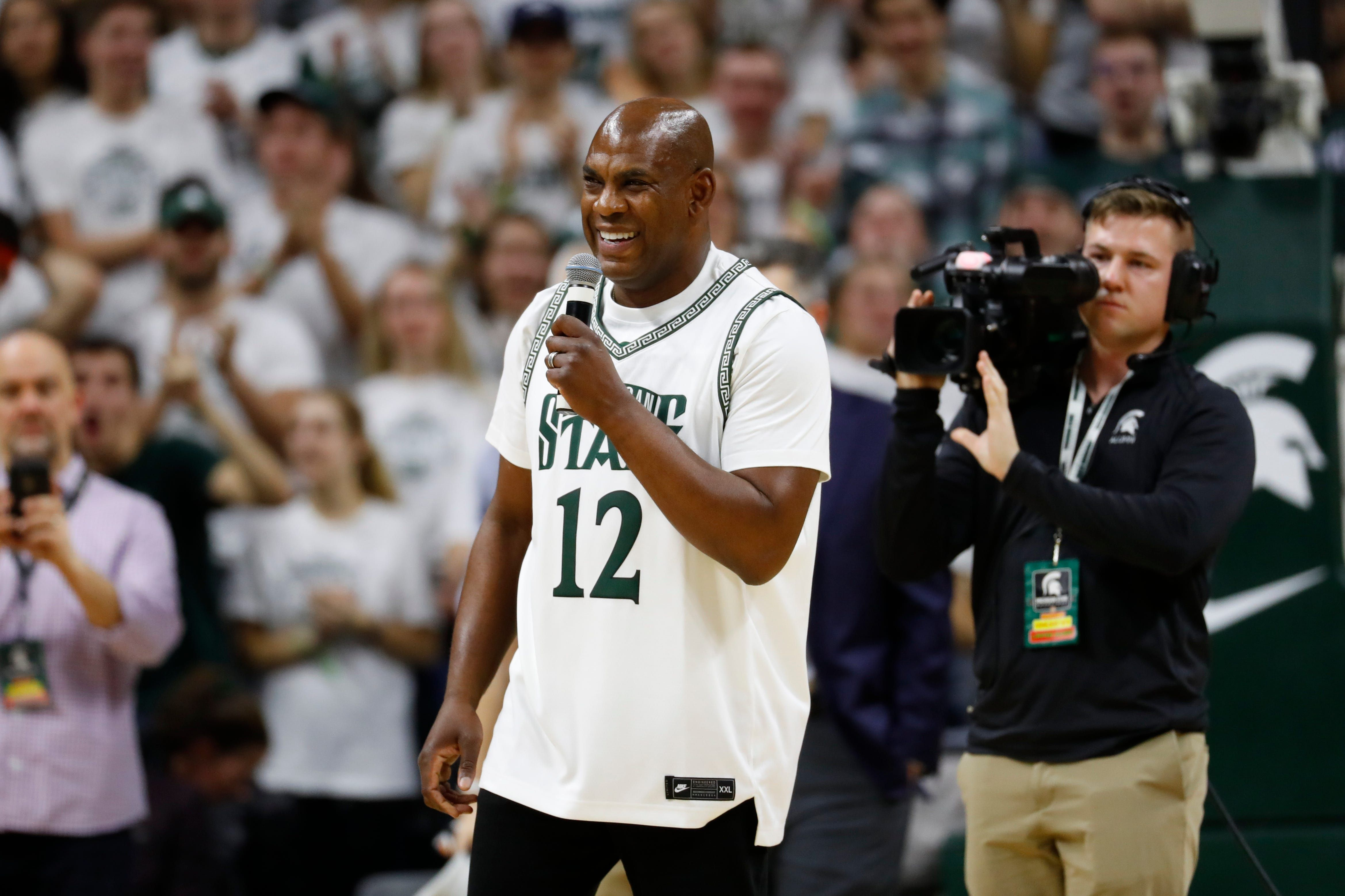 Msu Football Coach Mel Tucker Buys Dinner For Sparrow Hospital Night Shift Workers In 2020 Michigan State Football Football Coach Msu Football