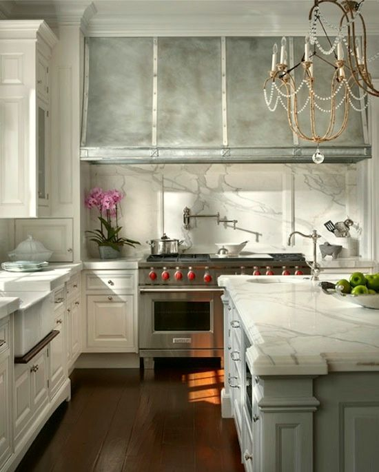 Bronxville, NY Classic White Kitchen Update
