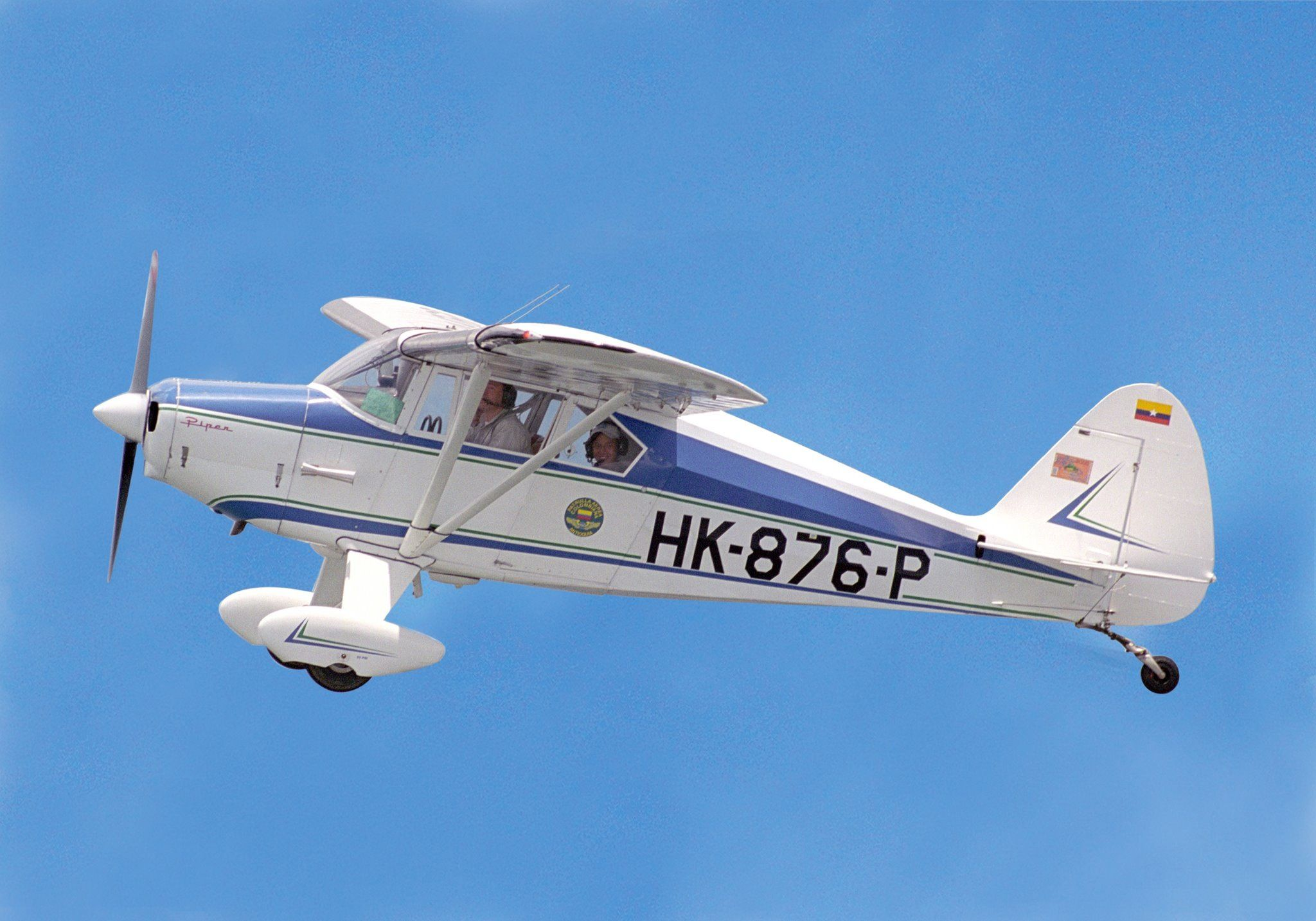 Piper PA 22/20 Pacer | my celebs | Piper aircraft, Aircraft