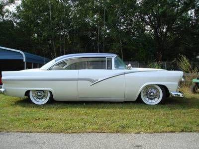 1956 Ford Fairlane Victoria Coupe Custom Autos Coches Autos