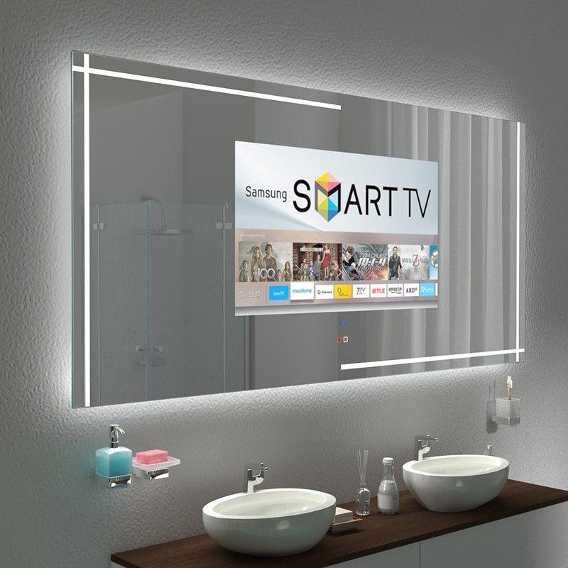 Badspiegel Mit Tv Kaufen Pechina Mit Bildern Badspiegel