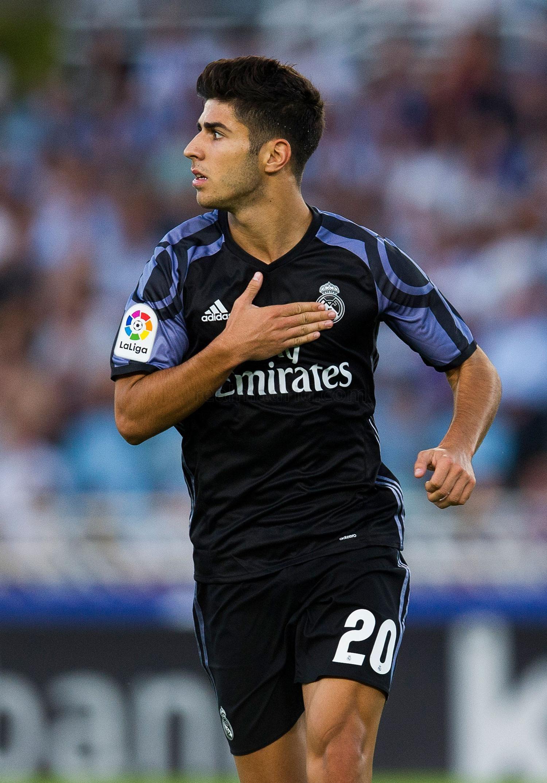 Real Madrid Cf Web Oficial Asensio Marco Asensio Madrid Futbol