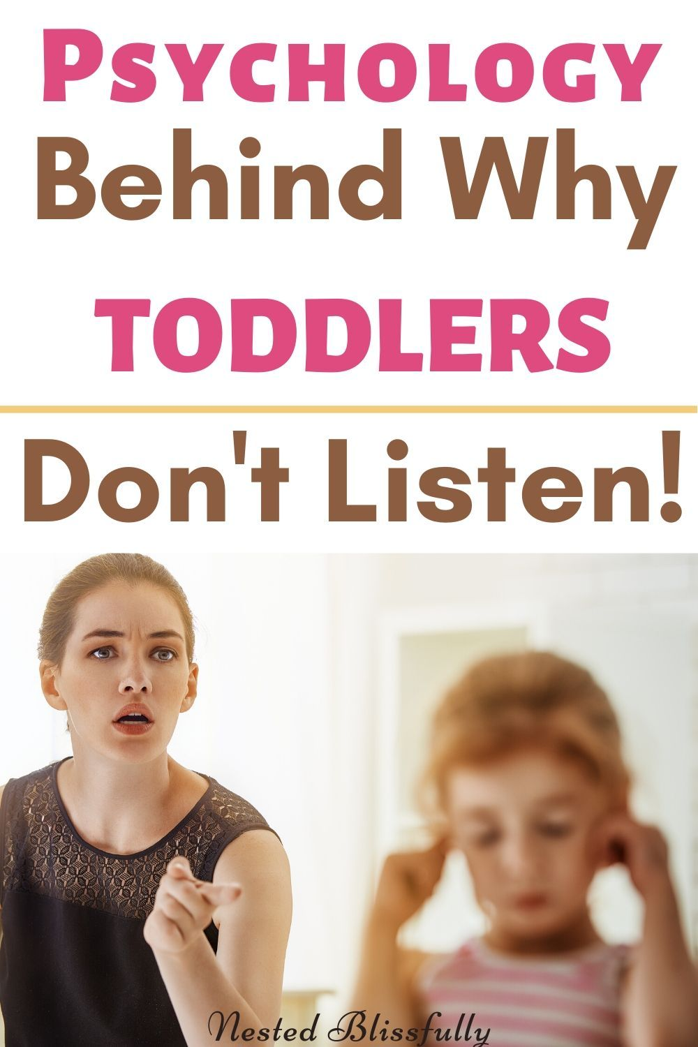 Photo of Understand the reason why your toddler seems to rebel all the time. Psychology b…