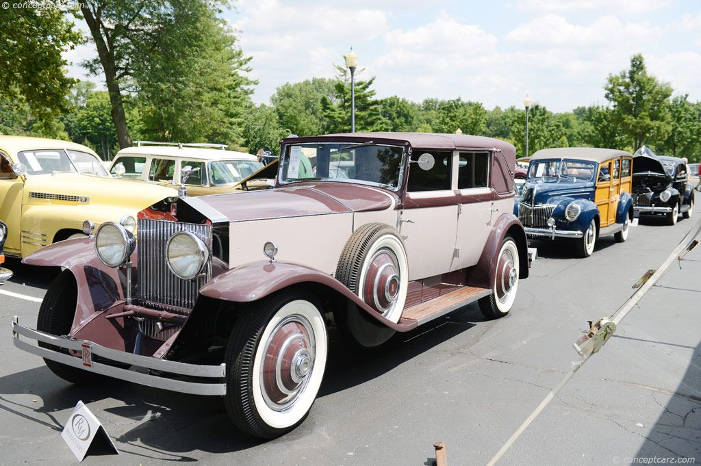 1931 Rolls-Royce Phantom I Image