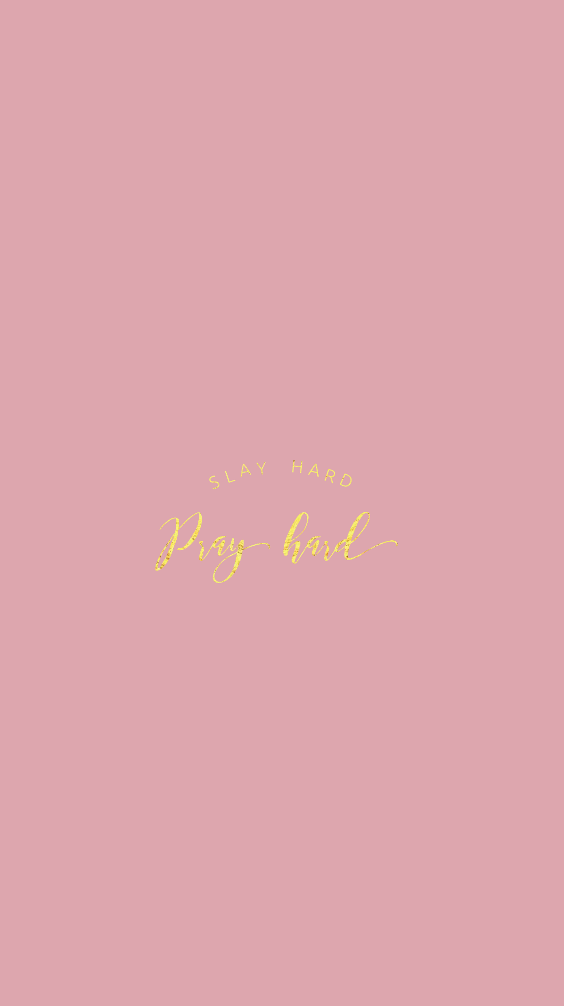 Rose Gold Pretty Positivity Iphone Wallpaper Evaland Iphone Wallpaper Quotes Love Pink Wallpaper Iphone Iphone Wallpaper