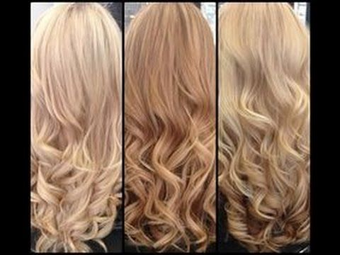 How To Use Hair Toner After Bleaching Our Guide To Wella Charts