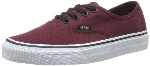 Vans Unisex Authentic Skate Shoes #shoes   Vans Unisex Authentic Skate Shoes Vans' storied history, and our connection with skate and surf culture, began in 1966 Southern California with the rolling out of a single pair of shoes. They were named Authentic. In the generations since, they have only gotten more popular amongst hardcore skaters and skate enthusiasts. Their design is simple, stylish, and effective: a low top lace-up profile made with sturdy canvas uppers, and signature wa..